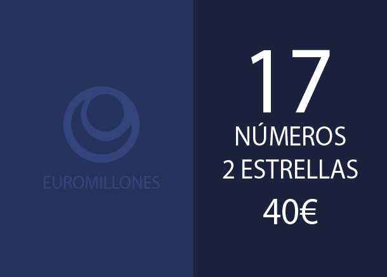 Sistema reducido del gordo de la primitiva. 21 números por 21 apuestas.