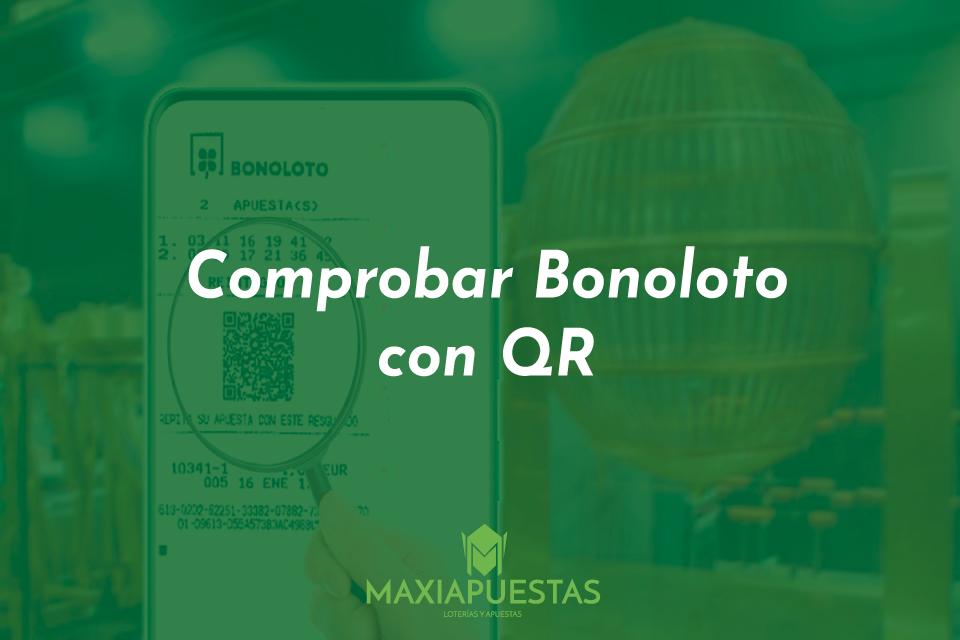 Comprobar Bonoloto con QR
