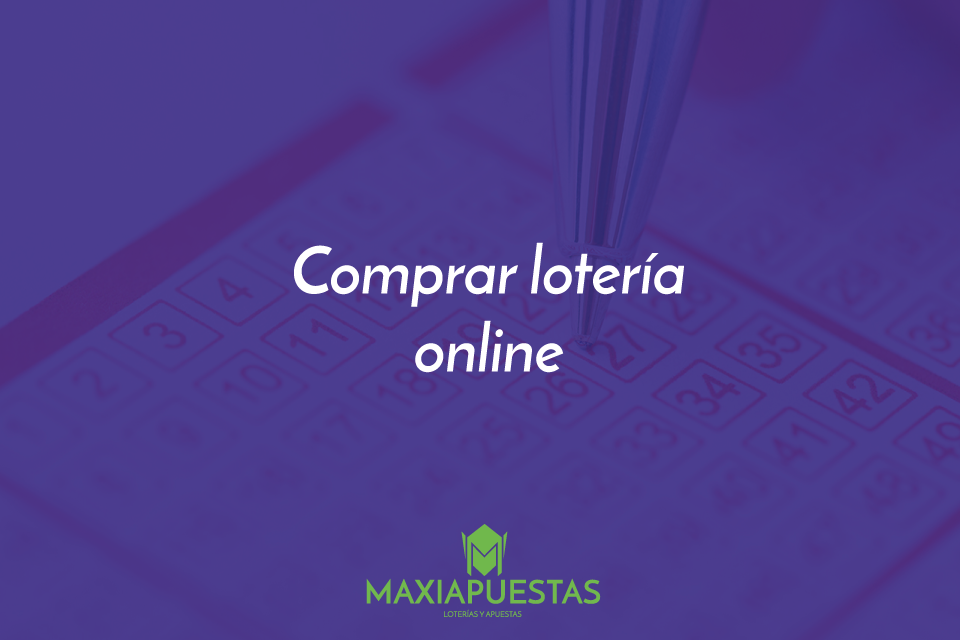comprar loteria online