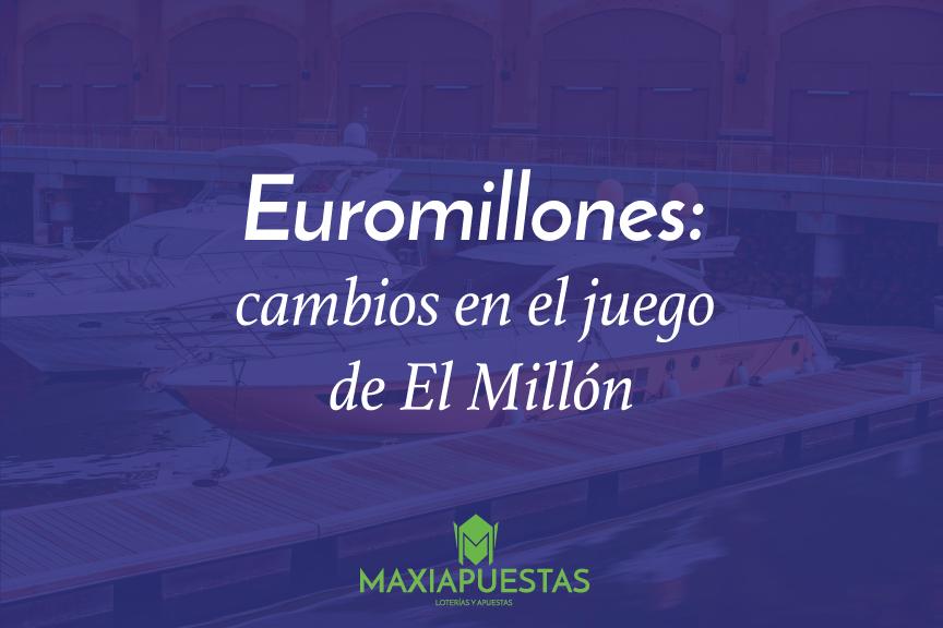 Cambios en Euromillones