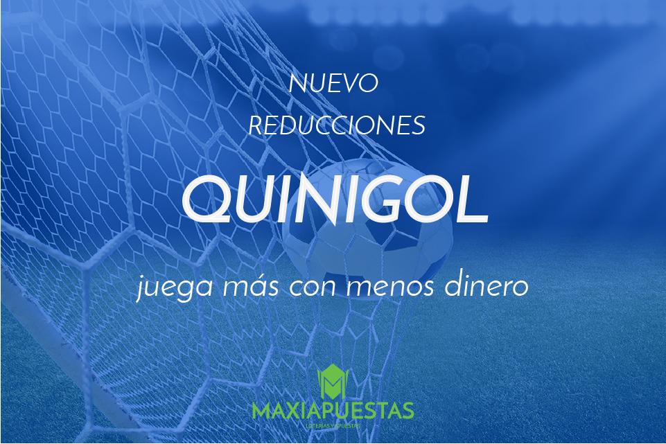Sistemas reducidos del Quinigol